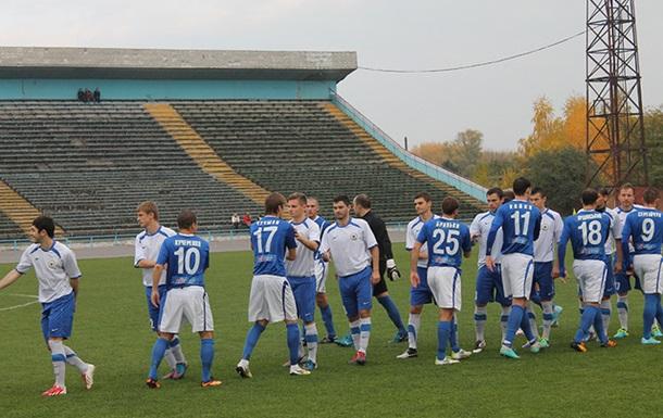 «Десна» - МФК «Николаев» 1:0. Победа на нервах