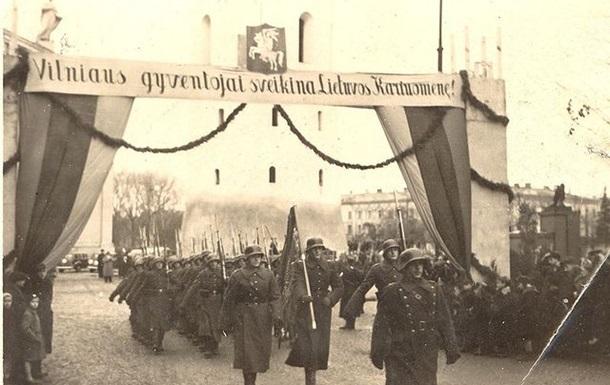 Вильнюс – разменная монета политических интриг