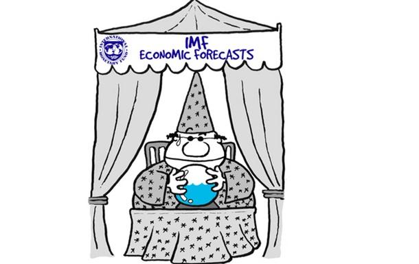 Происки МВФ или  В начале было слово…