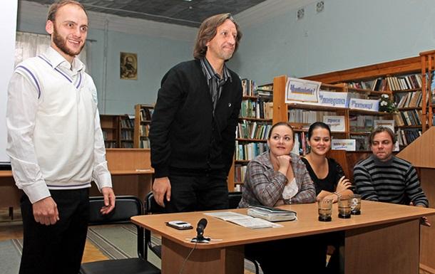 Творческая встреча с актерами Черниговского Молодежного театра