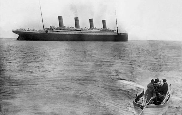Настоящая жизнь  Титаника  (ВИДЕО)