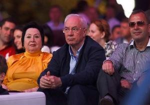 ОРД: Семейный бизнес Азарова