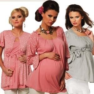 Элегантная одежда беременным в сезоне осень-зима 2013-14 г