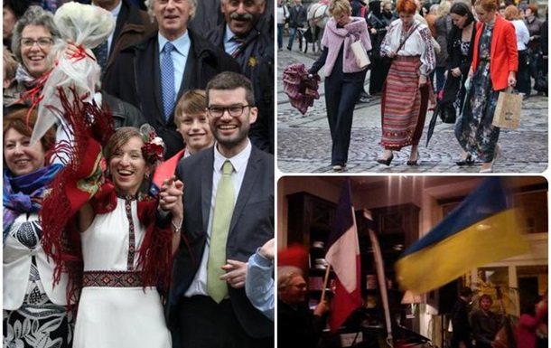 В ЄС – по одному: весільне зіткнення культур