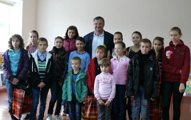 Конкурс малюнка до Дня Борисполя