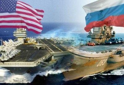 Правда о военной конфронтации США и России.