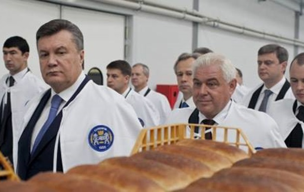Курасани Януковича