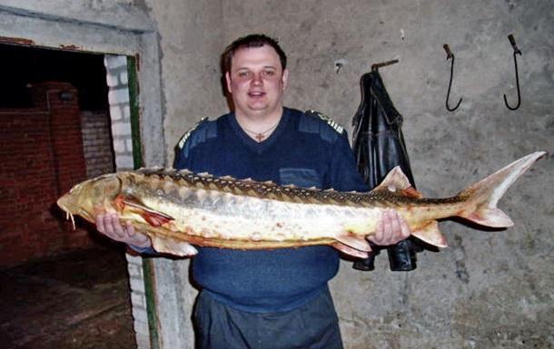 Кто съел украинскую рыбу?