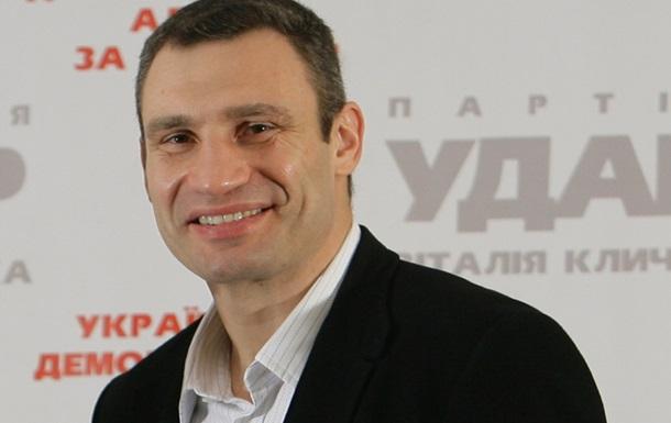 О Кличко, выборах и сценариях   власти