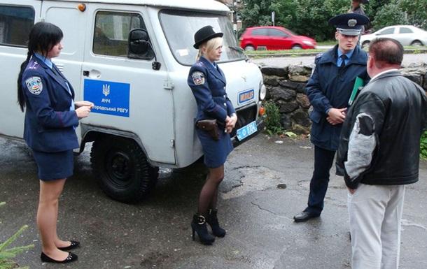 Напад бандитів на журналістську групу у Вишгороді