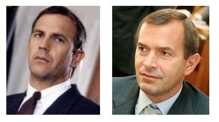 Кевин Костнер – Президент Украины!