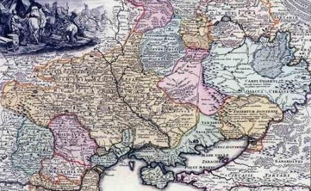 Украинский взгляд в Европу.