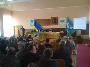 Відбулося 24 пленарне засідання депутатів Буської районної ради
