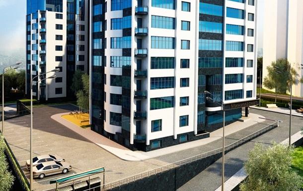 Статус град  - комфортный жилой комплекс на Осокорках
