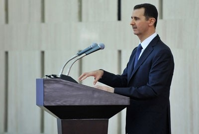 Башар Аль-Асад: «Против террора нет иного способа, кроме железного кулака»