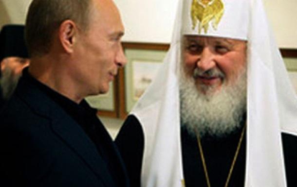 Истинные целит визита Путина и патриарха Кирилла в Украину