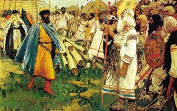 1025 лет Крещения Руси стал днём траура и генноцида украинского народа.