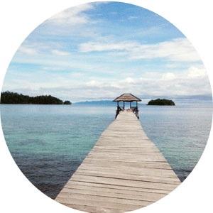 Тогеаны. 5 дней в раю.