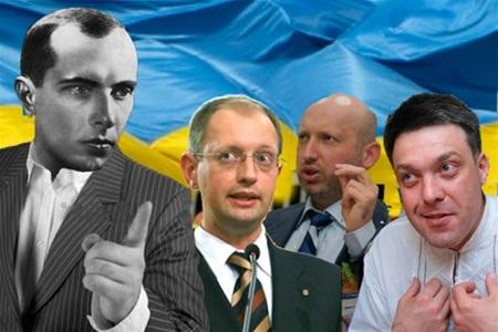 Юлия Тимошенко - чужая среди своих или предательство по украински!