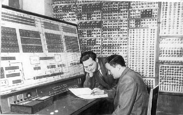 Кібернетик міняє професію, або Неймовірні пригоди кібернетики в СРСР