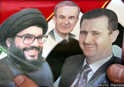 Башар Аль-Асад: Родину защищают сыновья рабочих и крестьян