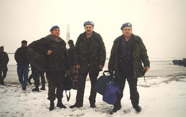 Почесна місія України!
