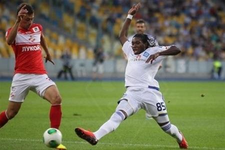 Динамо  -  Спартак  - 2:1