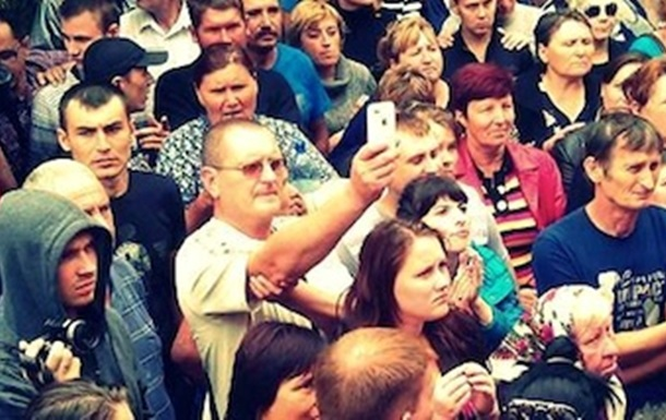 События во Врадиевке. Контуры украинского бунта  приобретают  реальные очертания