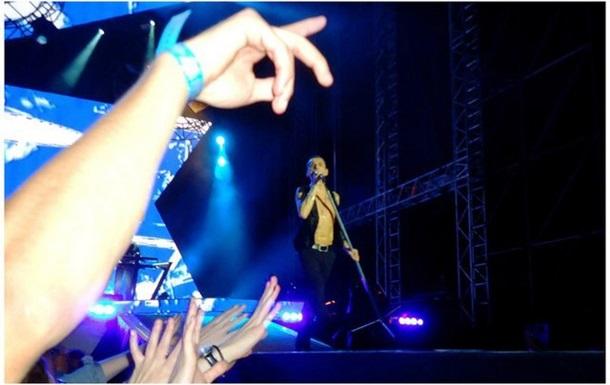 Мой седьмой концерт Depeche Mode