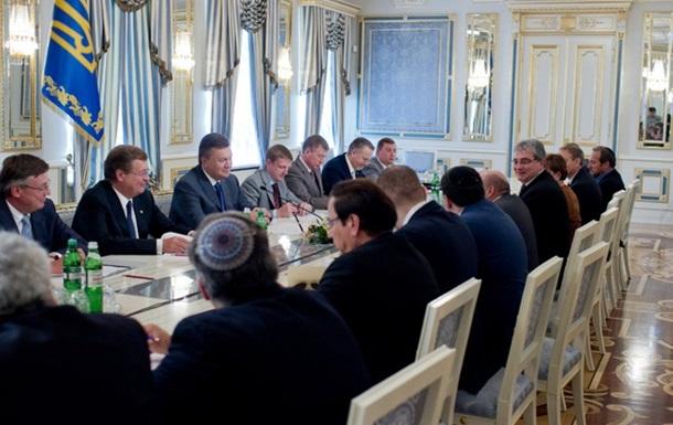 Президент Украины обсудил с Главой Сохнута антисемитизм и выплату пенсий