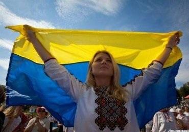 История украинских кричалок