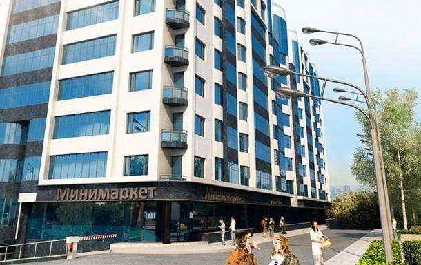 Статус град, новый современный жилой комплекс в Киеве