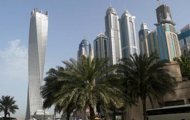 Завершено строительство Дубайского небоскреба INFINITY TOWER