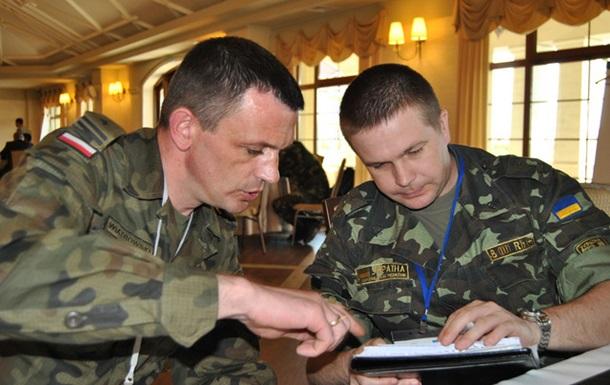 На Львівщині миротворці з 19 країн розборонятимуть територіальний конфлікт!
