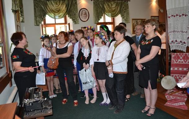 Вшанування пам яті Бориса Грінченка
