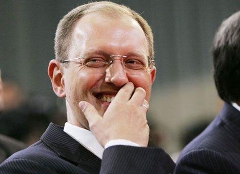 Оказывается, Яценюк знал, что приводит в Верховную Раду потенциальных  тушек ?