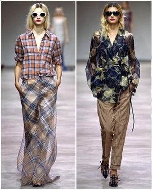 Весна и лето 2013 от Dries Van Noten