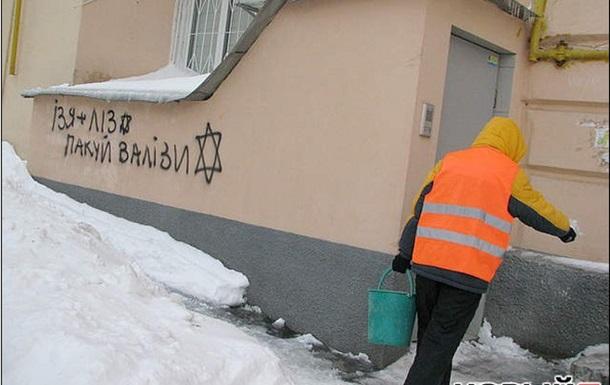 В Украине раскручивается маховик антисемитизма