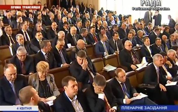 Собрание Верховной Рады на  ликёро-водочном  заводе