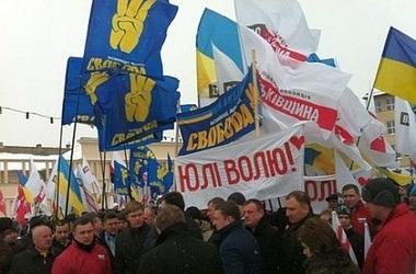 Во всем виноваты киевляне!