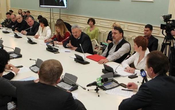 Громадська рада при КМДА на 2013-2014 роки розпочала свою роботу