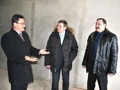 В Глухове завершается строительство 27-ми квартирного дома