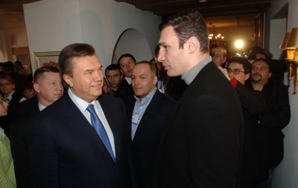 Син Януковича піде у президенти?