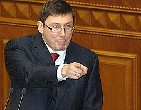 Освобождение Луценко станет поражением, а не победой оппозиции