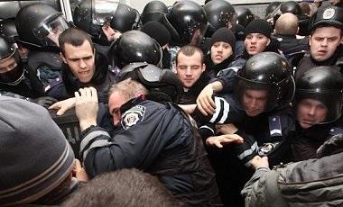 Штурм київського бюджету.