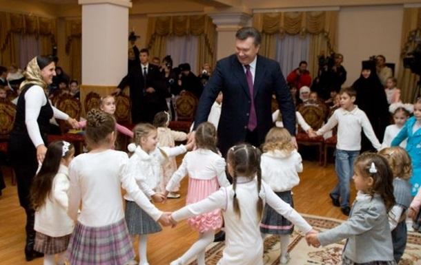 О газе из сланца замолвите слово, или год творчества детей президента в Украине