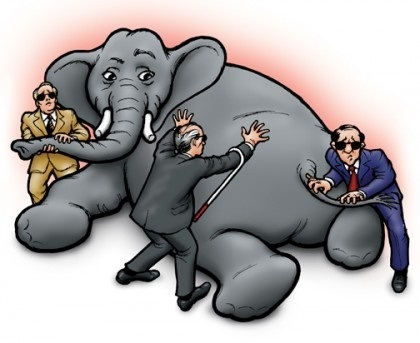 Слон европейских ценностей