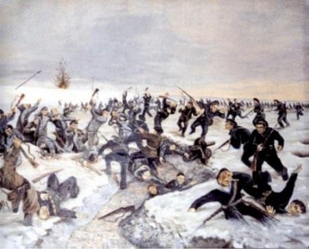 Историческая мифология украинских властей.