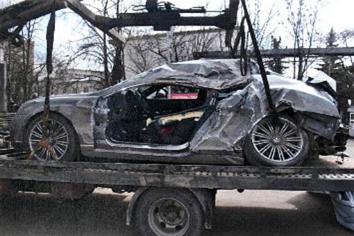 Элитные автомобили не гарантируют безопасность