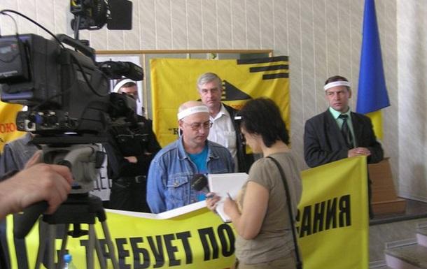 Шахтерский профсоюз против компании Р. Ахметова.
